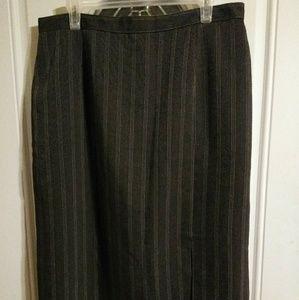 Skirt by Sag Harbor size 18